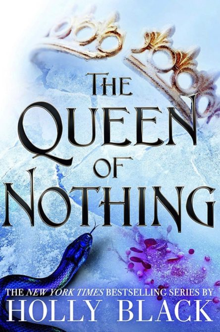 The_Queen_of_nothing_Cover