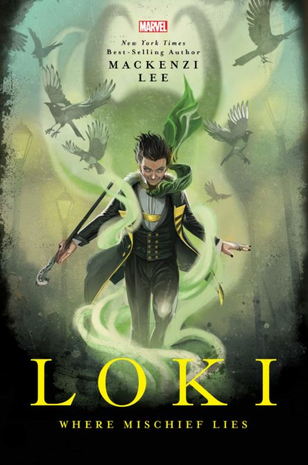 Loki Where Mischief Lies Cover