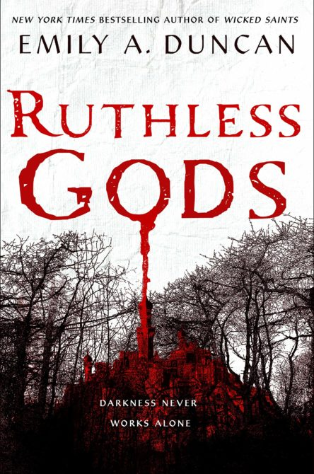 Ruthless Gods Cover