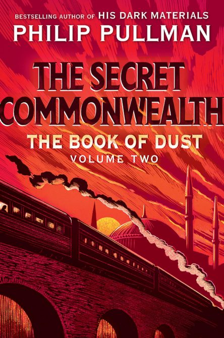 The Secret Commonwealth Cover