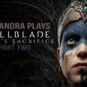 Alexandra Plays Hellblade: Senua's Sacrifice | Part Two