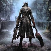 Alexandra Fails at Bloodborne: Part One