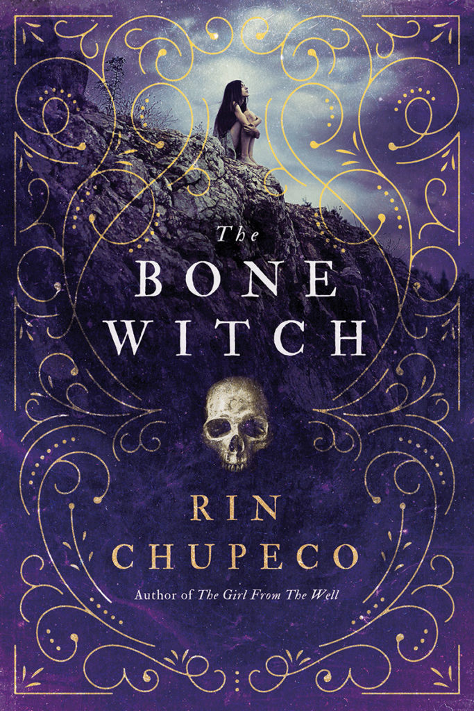 Bone Witch Cover