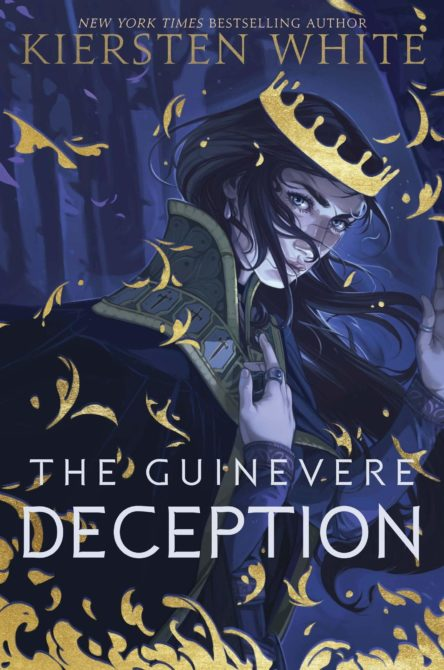 Guinevere Deception cover