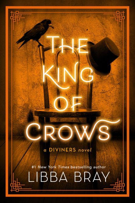 The King of Crows Cover